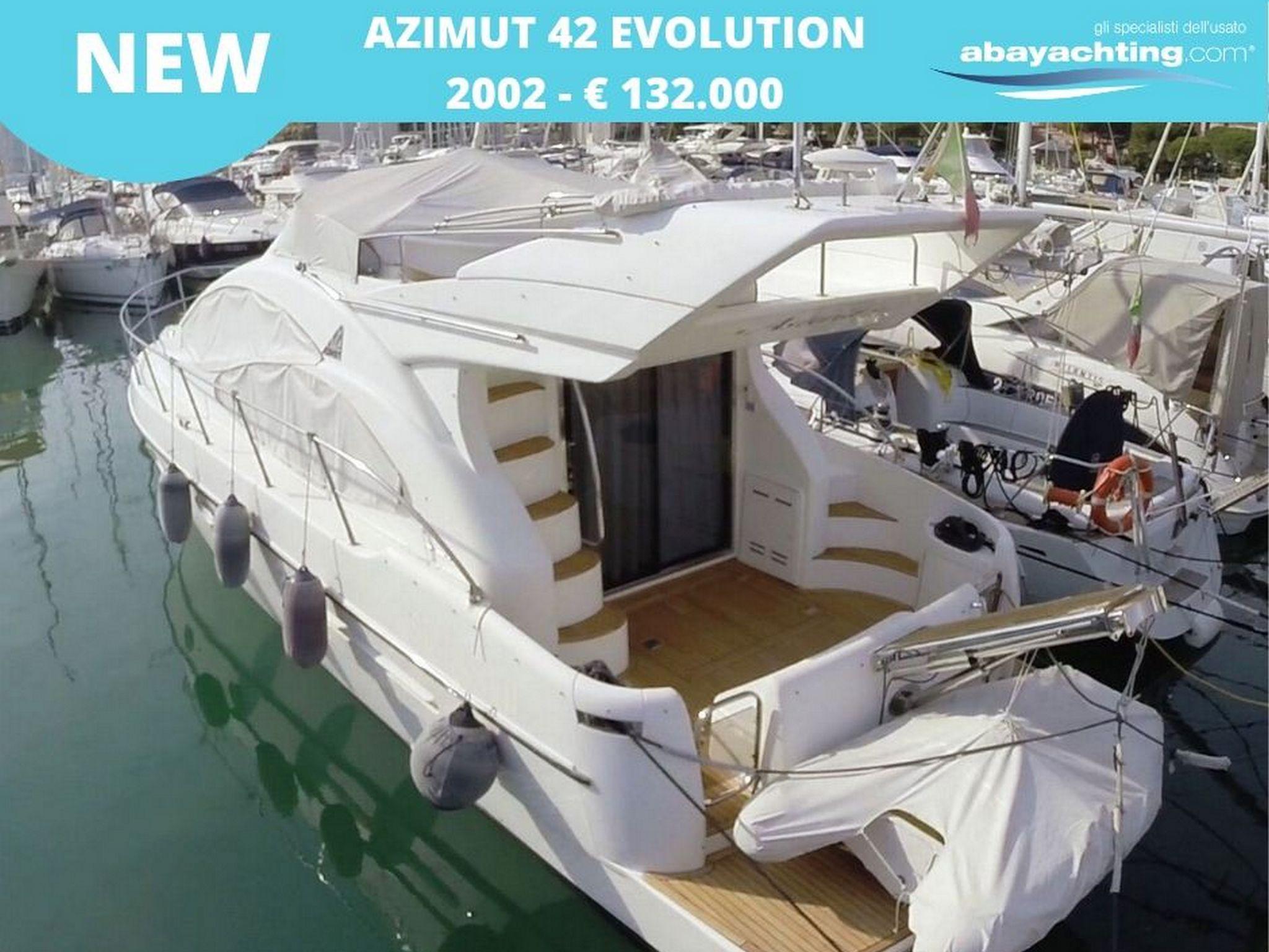 Nuovo arrivo Azimut 42 Evolution
