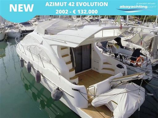 New arrival Azimut 42 Evolution