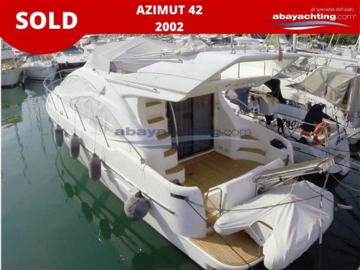 Azimut 42 sold