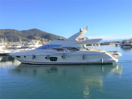 New arrival Azimut 62 Fly