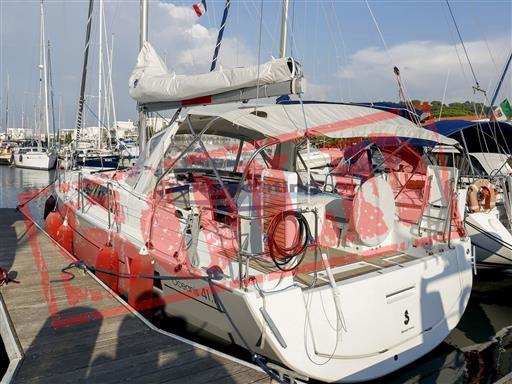 Beneteau oceanis 41.1 venduto