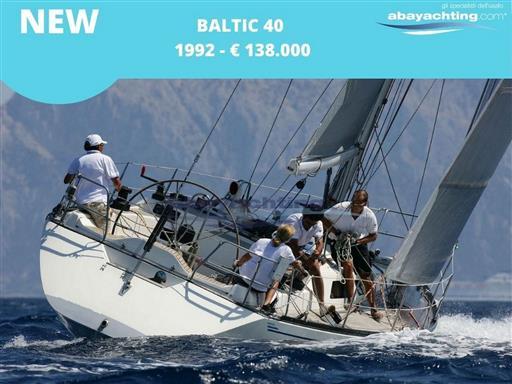 Nuovo arrivo Baltic 40