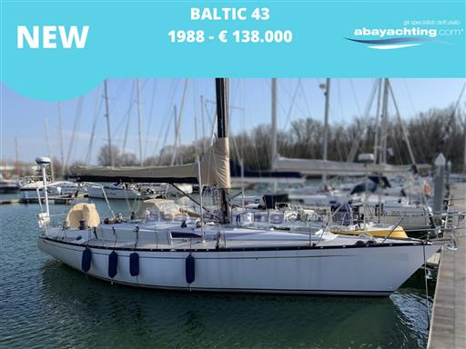 New arrival Baltic 43