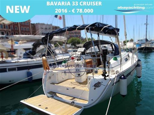 Nuovo arrivo Bavaria 33 Cruiser
