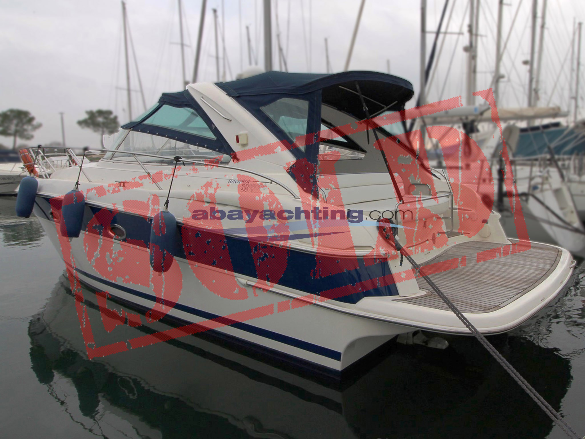 Bavaria 33 sold