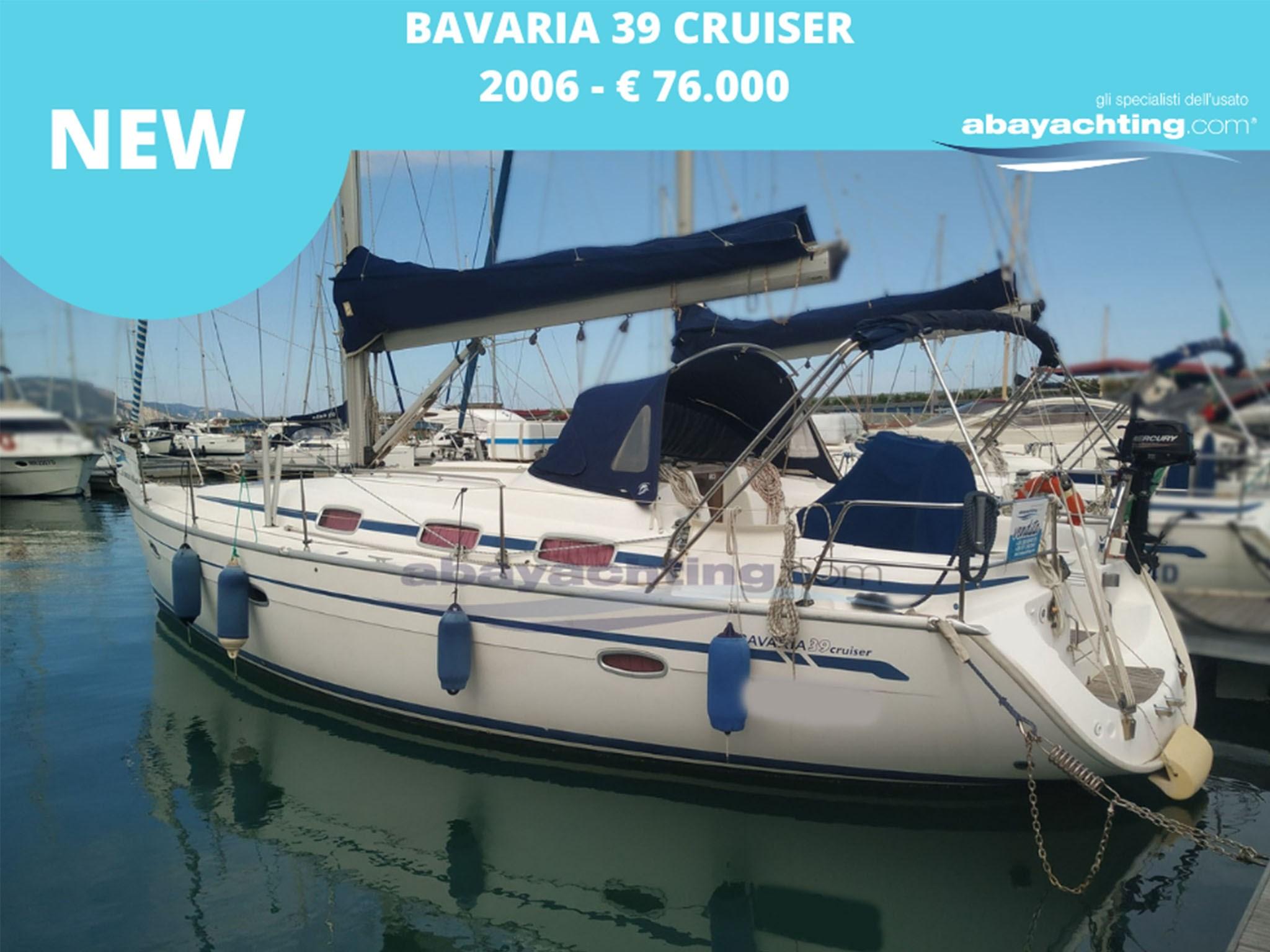 Nuovo arrivo Bavaria 39 Cruiser