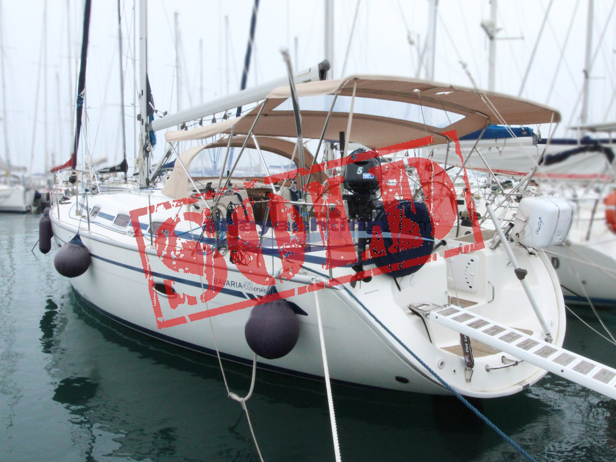 Bavaria 42 sold