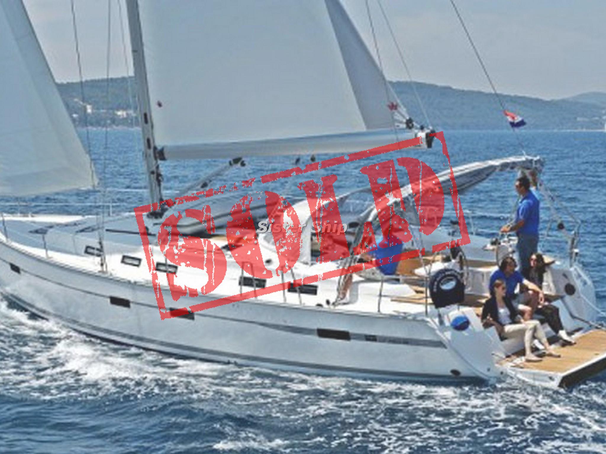 Bavaria 50 Cruiser sold