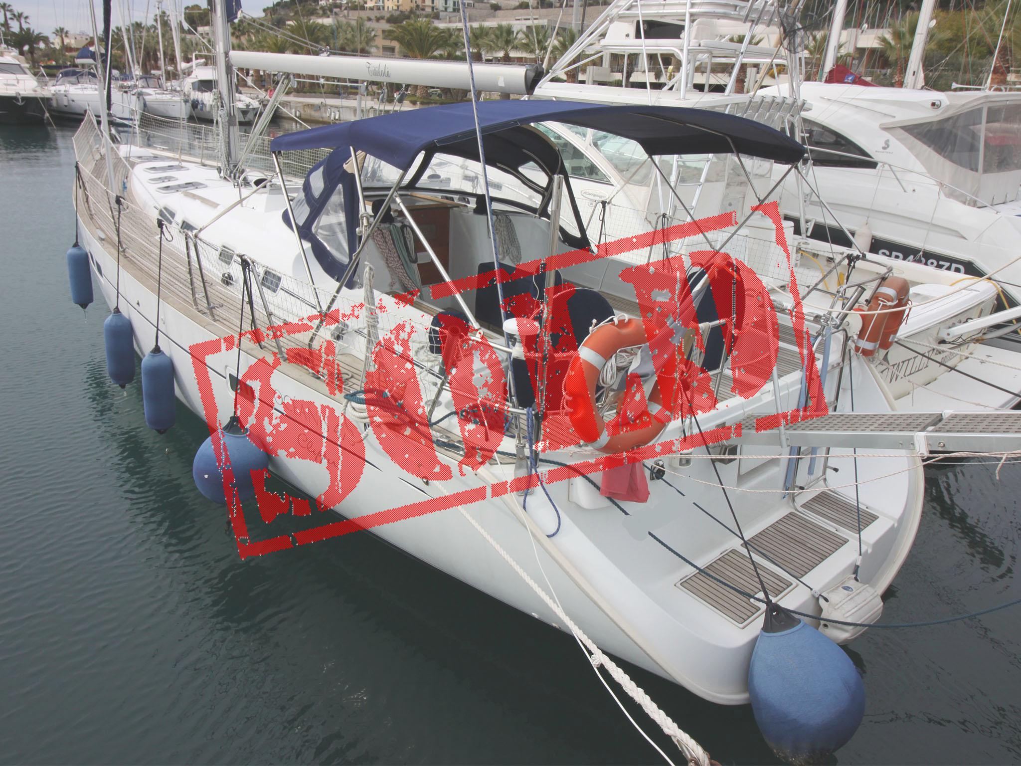 Beneteau Oceanis 473 sold