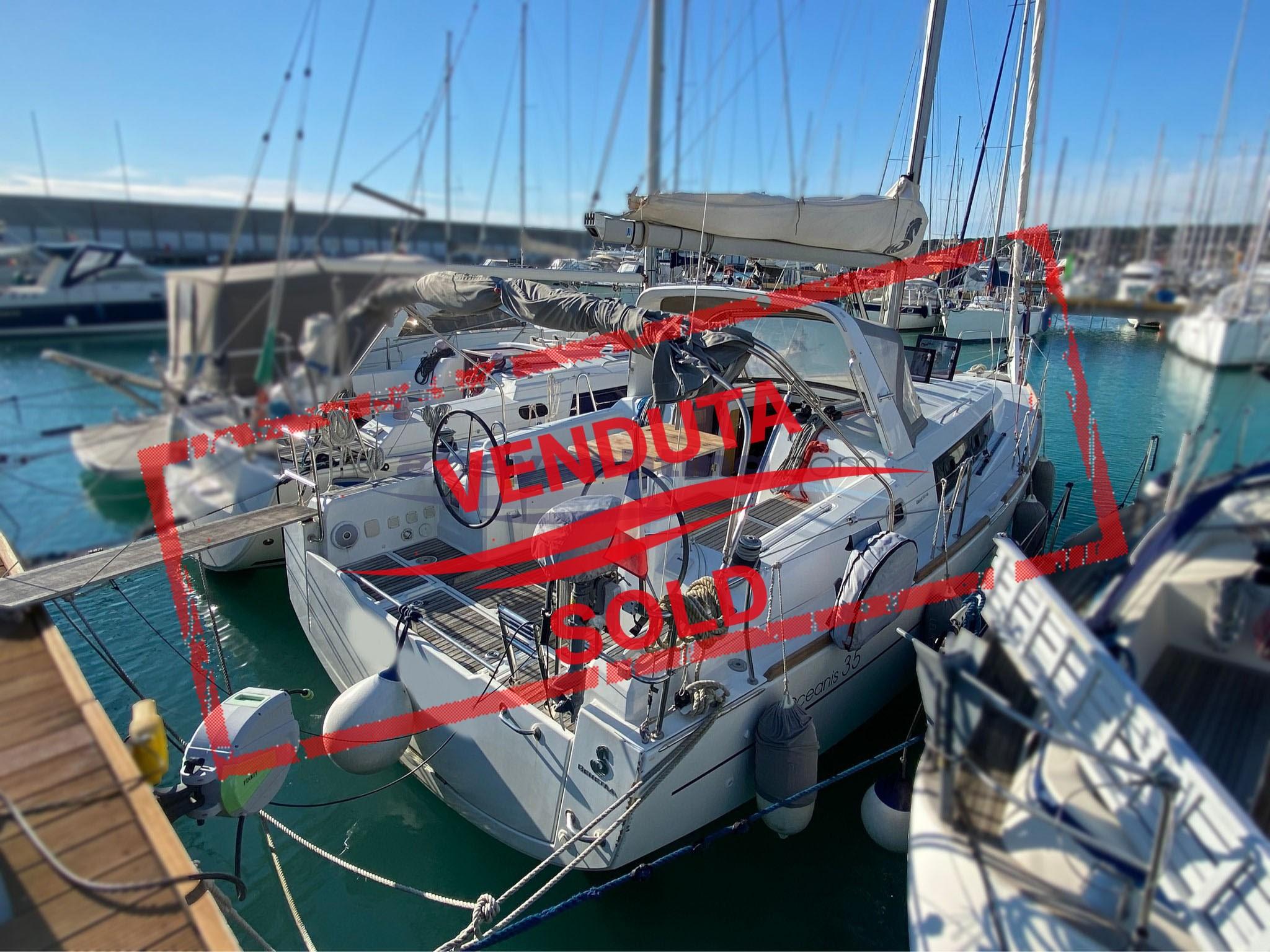 Beneteau Oceanis 35 vendu