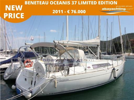 Price reduction Beneteau Oceanis 37 Limited Edition