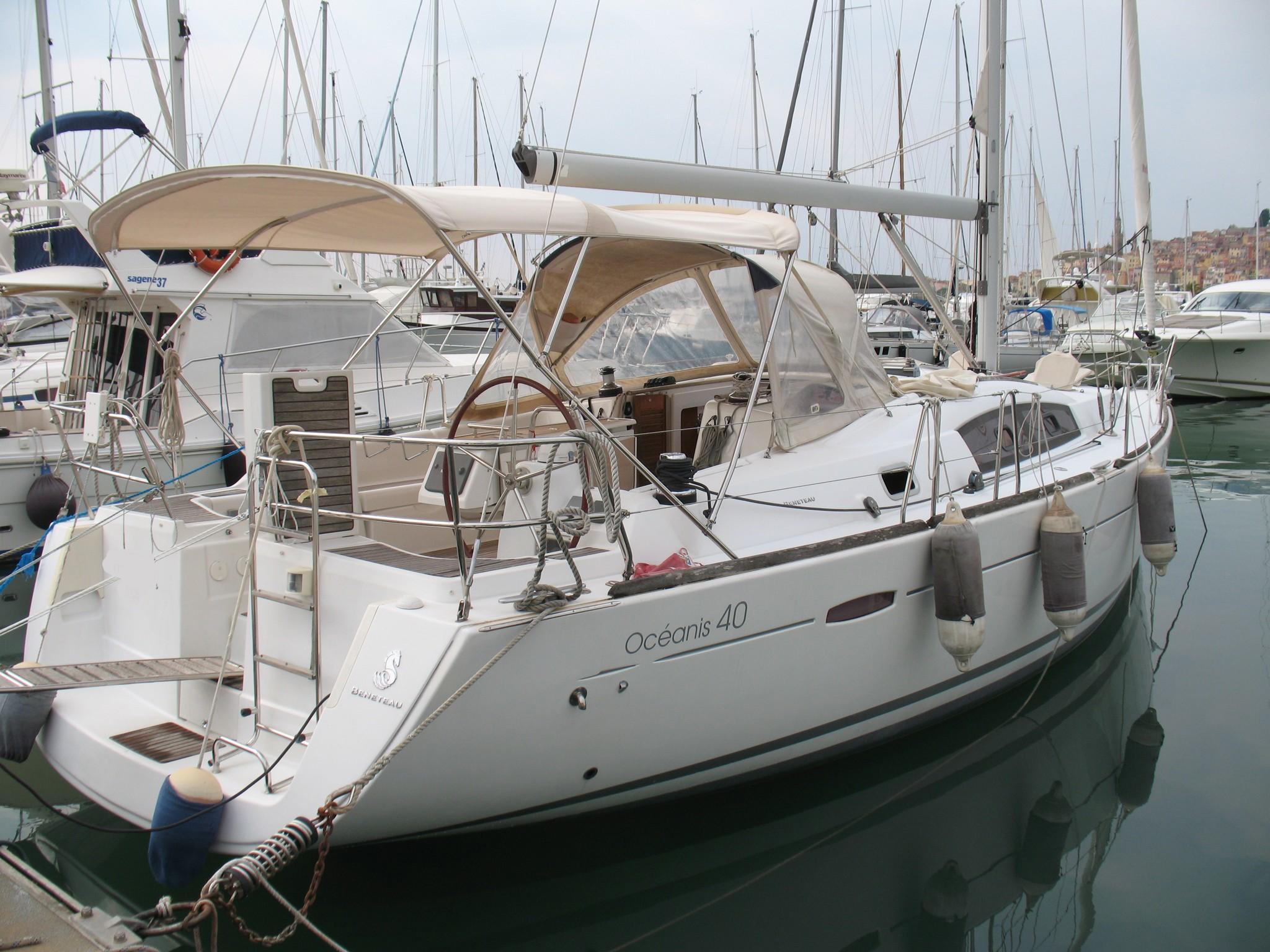 Riduzione di prezzo Beneteau Oceanis 40