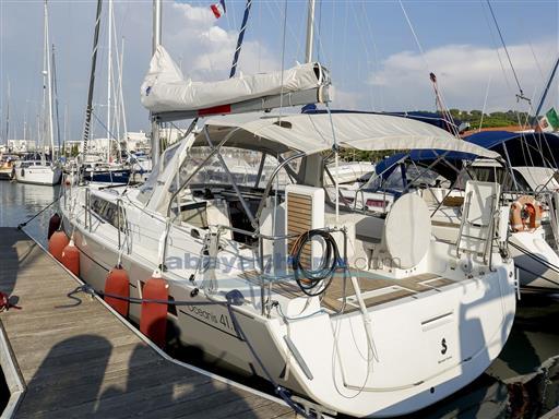 New arrival Beneteau Oceanis 41.1
