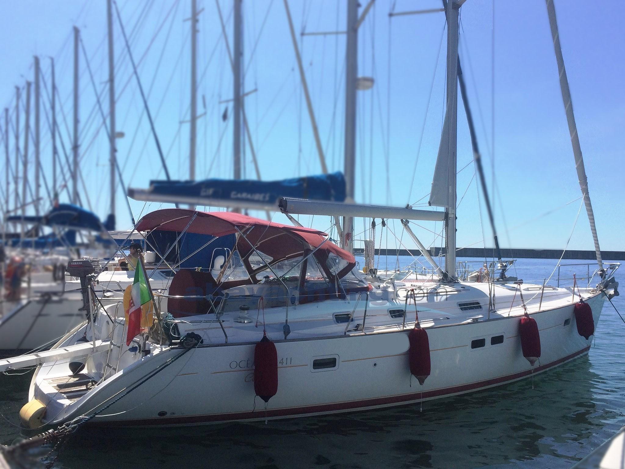 New arrival Beneteau Oceanis 411