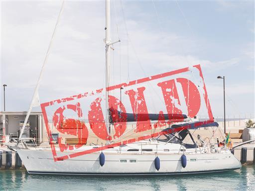 Beneteau Oceanis 423 sold