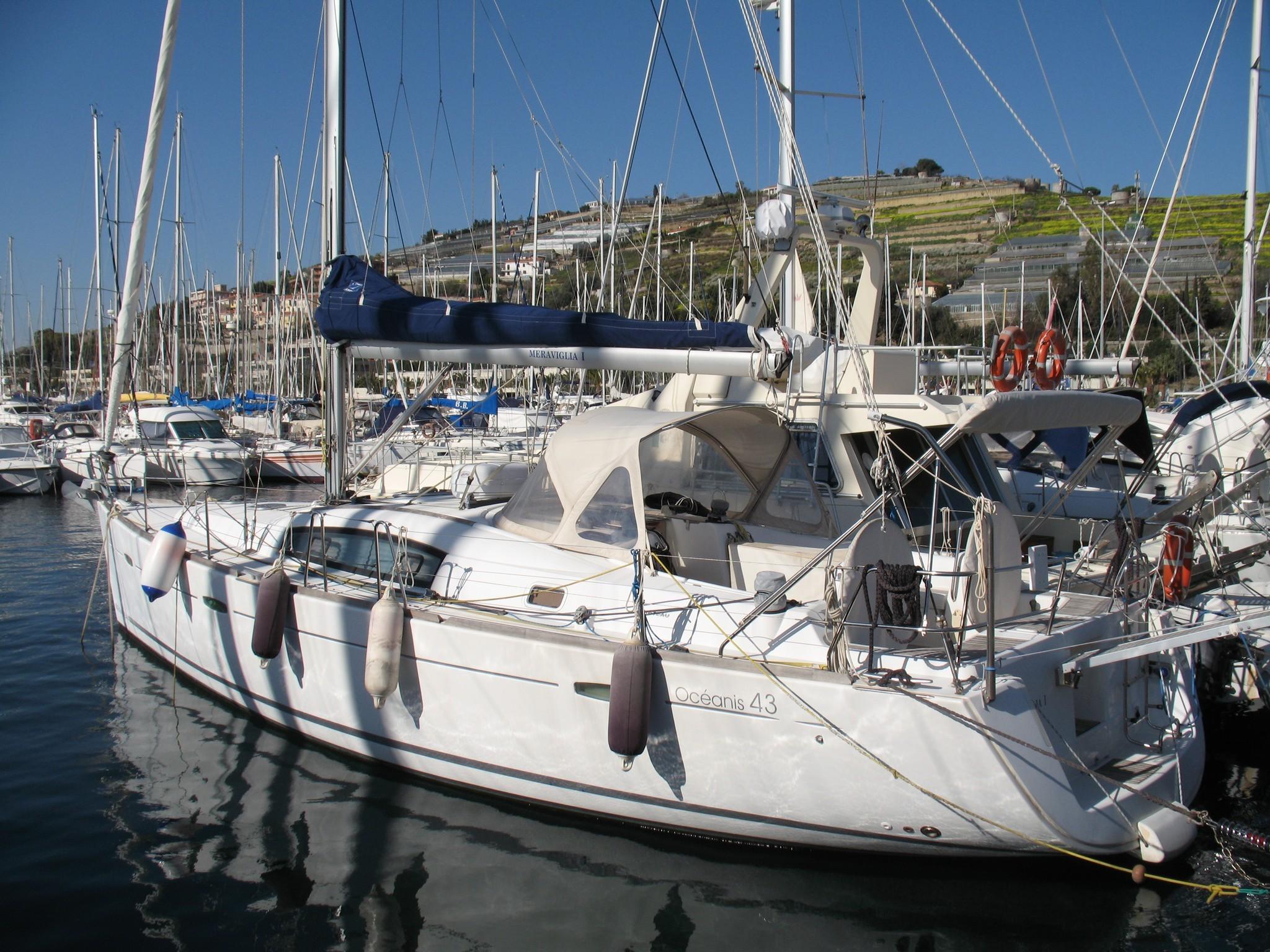 Nuovo arrivo Beneteau Oceanis 43