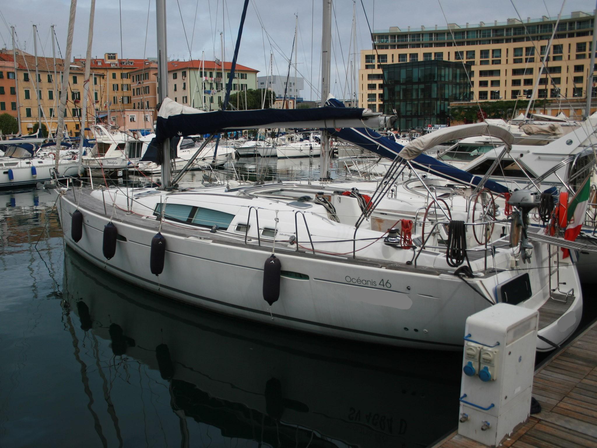 New arrival Beneteau Oceanis 46