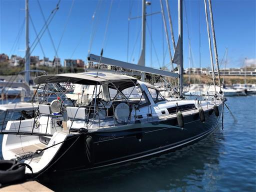 New arrival Beneteau Oceanis 58