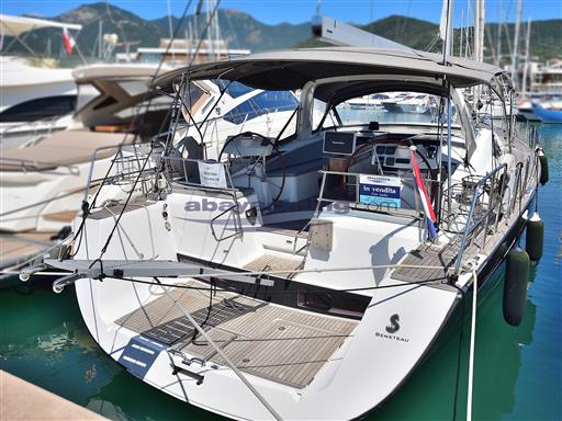 New price for Beneteau Oceanis 58