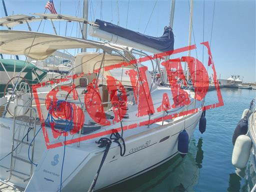 Beneteau Oceanis 50 Family sold