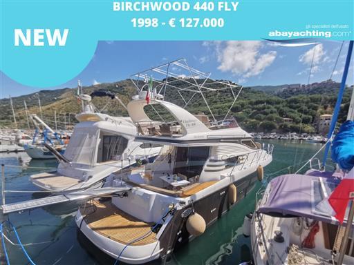 New arrival Birchwood 440 Challenger