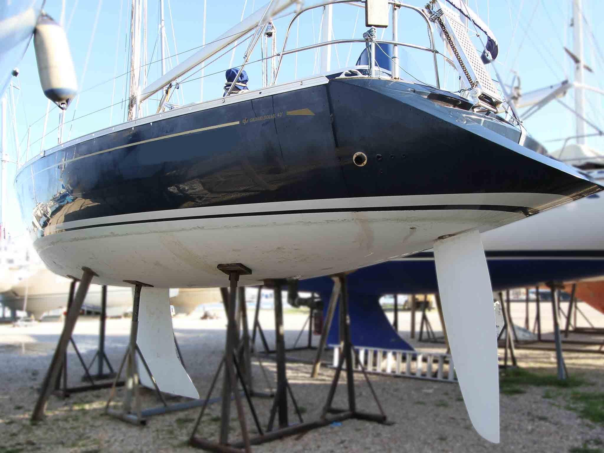 New arrival Grand Soleil 43 JeJ 2003