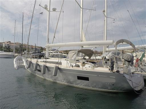 Price reduction Grand Soleil 54