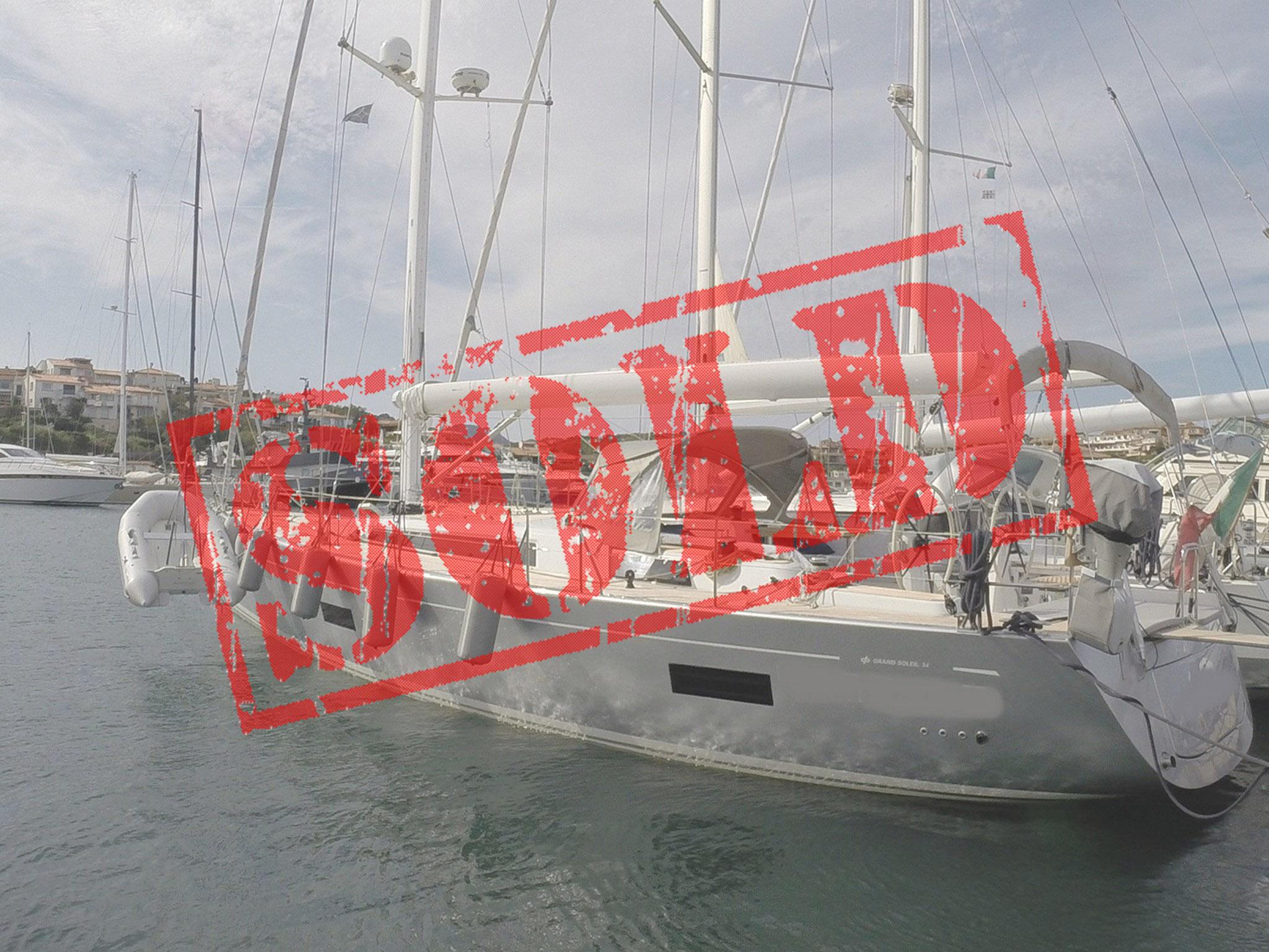 Grand Soleil 54 venduto