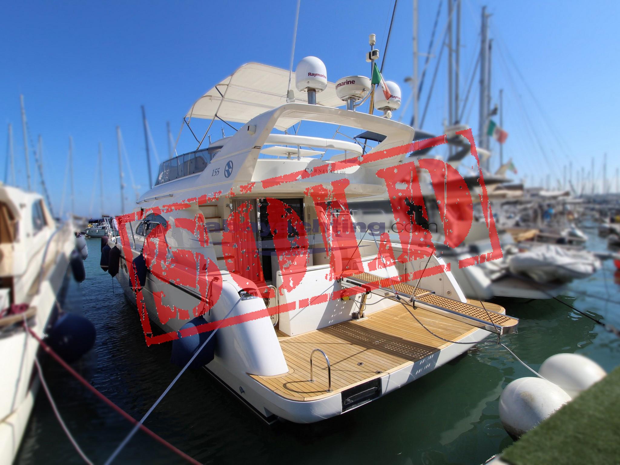 Carnevali 155 sold