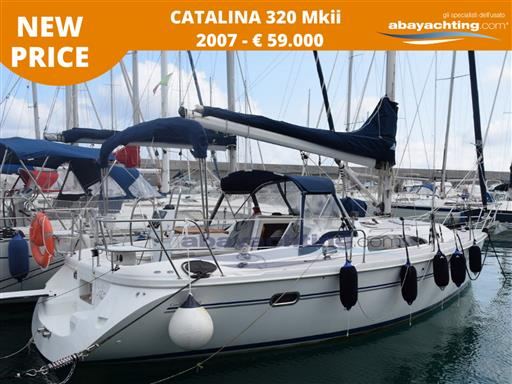 Price reduction Catalina 320 Mkii