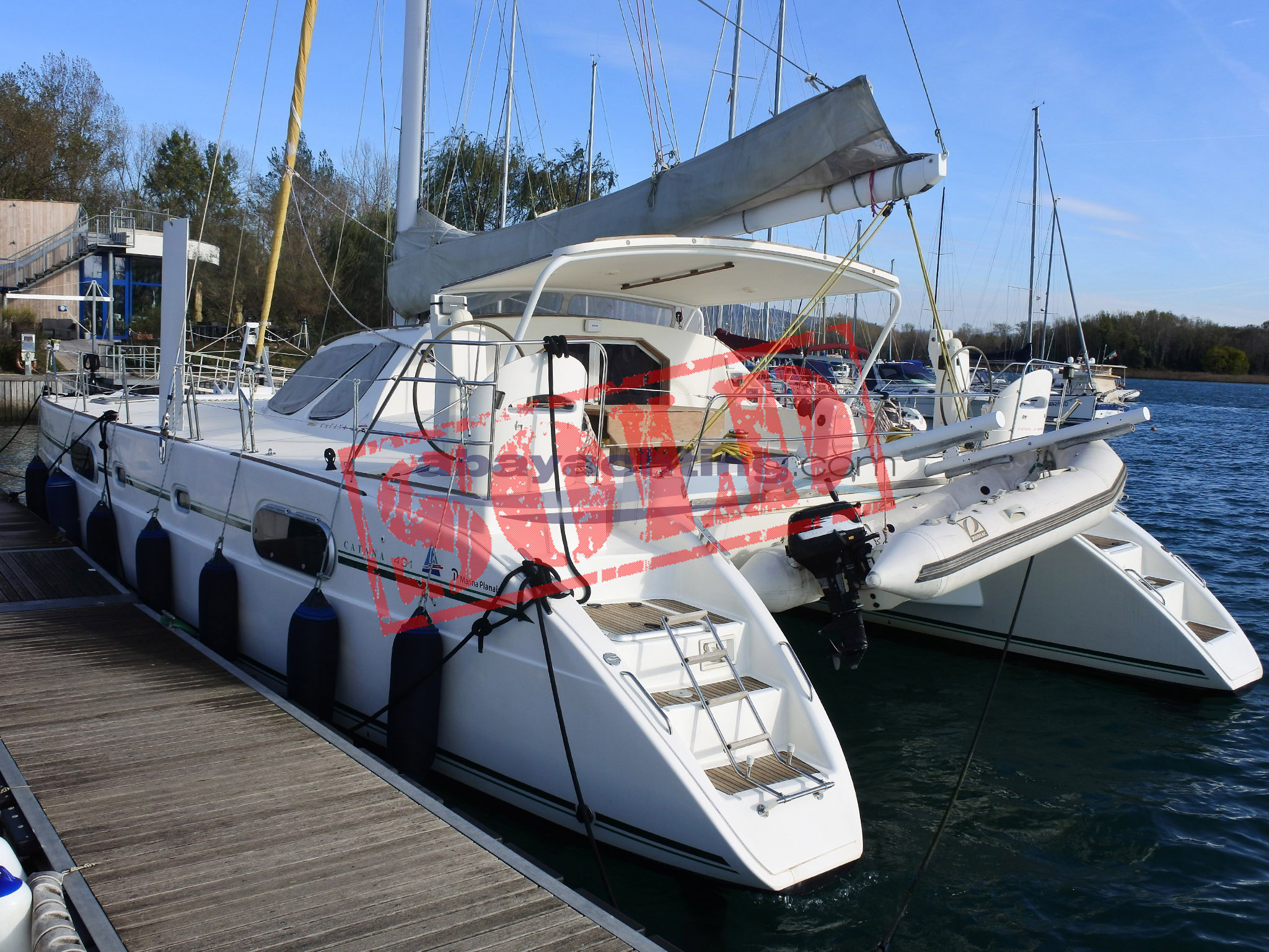 Catana 431 sold