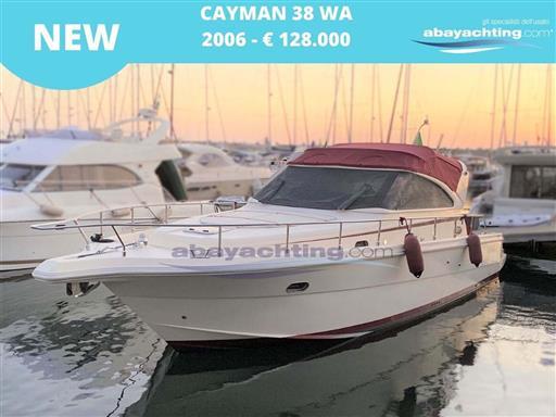 Nuovo arrivo Cayman 38 WA