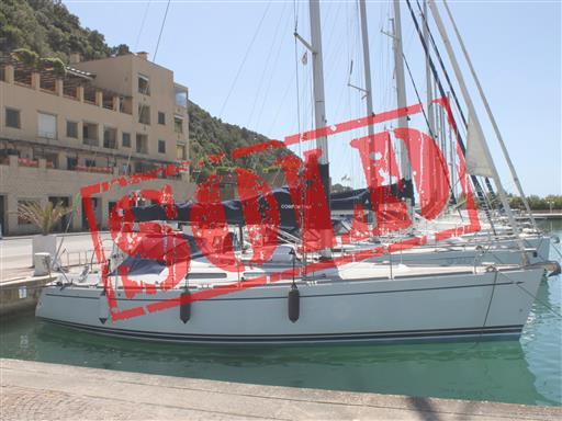Comfortina 39 sold