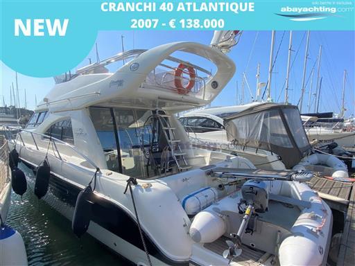 Nuovo arrivo Cranchi 40 Atlantique