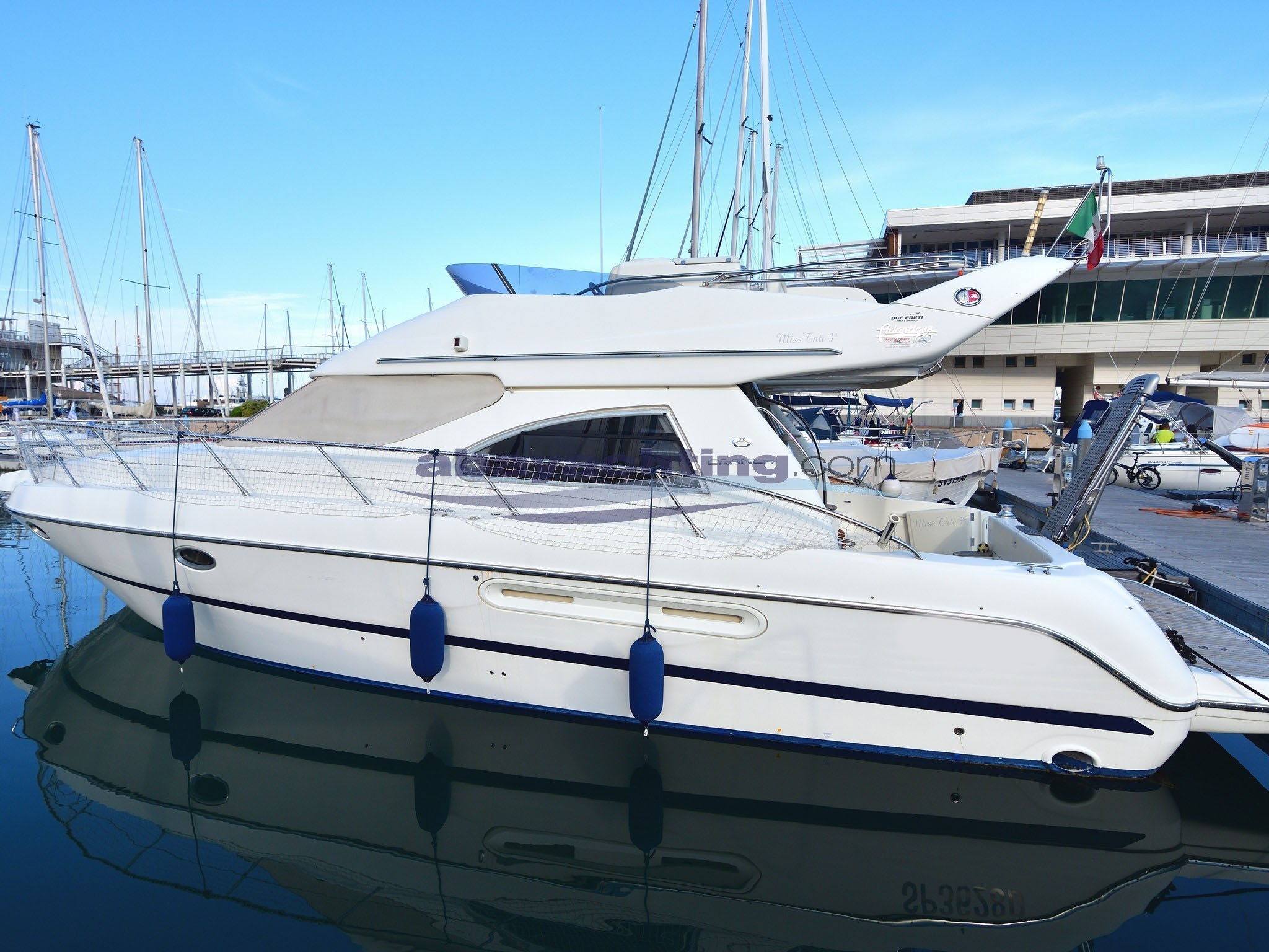 New price for Cranchi 40 Atlantique