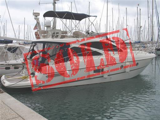 Cranchi 43 Atlantique sold