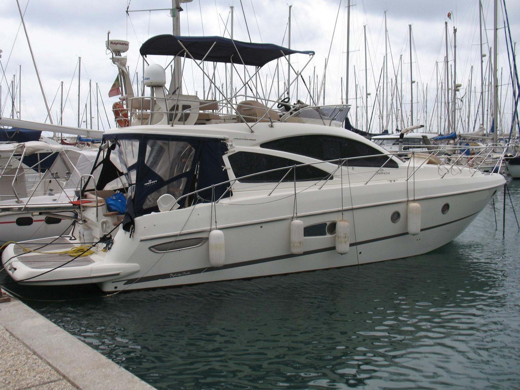 New arrival Cranchi Atlantique 43