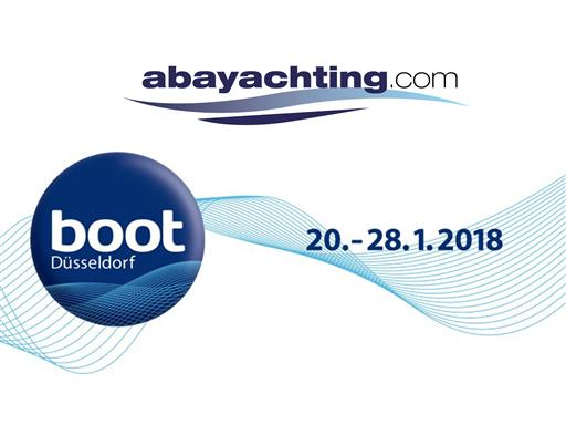 Abayachting at Düsseldorf Boot Show 2018