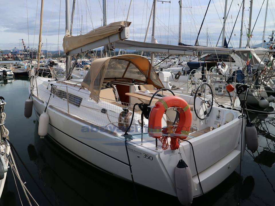 New price for Dufour 350 Grand Large