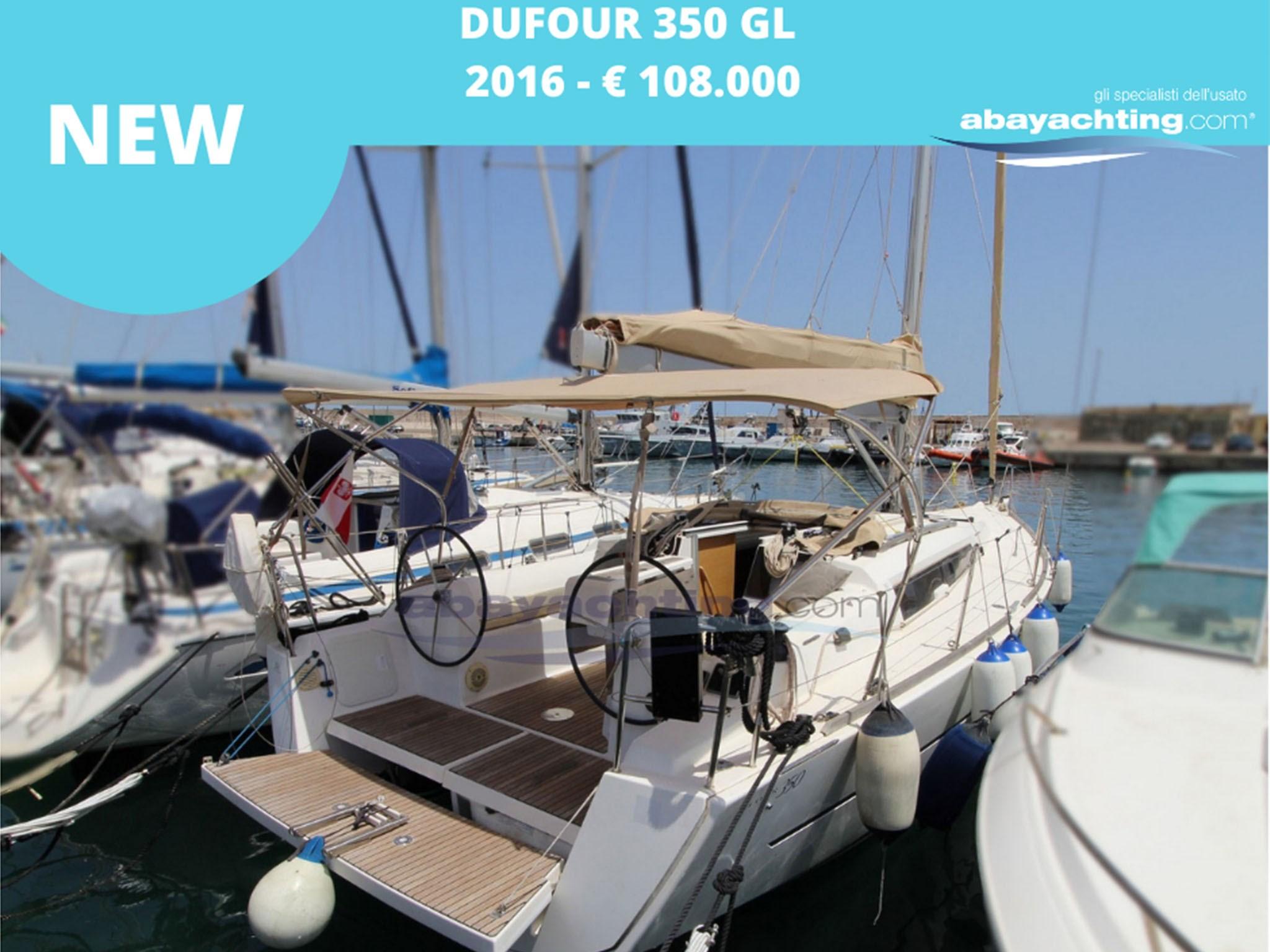 Nuovo arrivo Dufour 350 GL