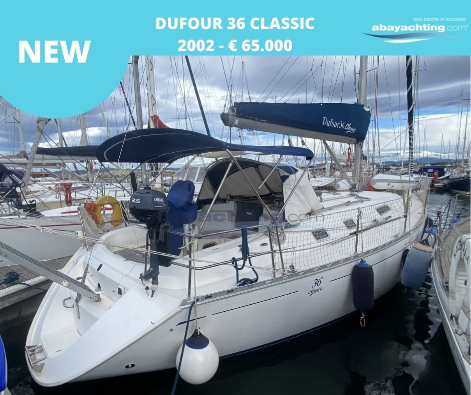 New arrival Dufour 36 Classic