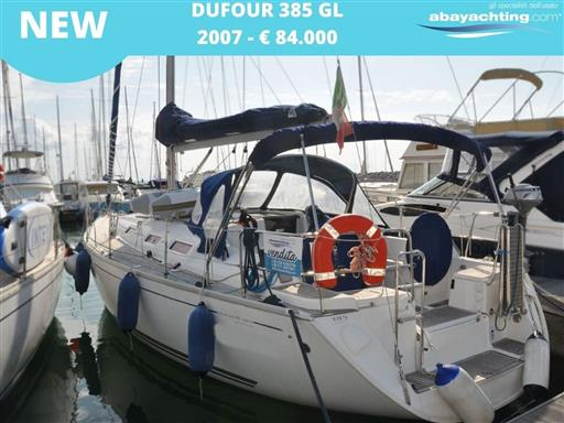 New arrival Dufour 385 Grand Large