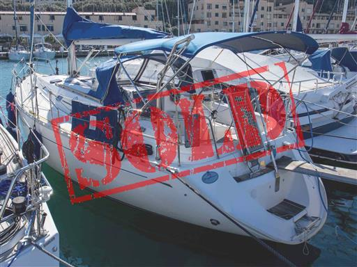Dufour 38 Classic sold