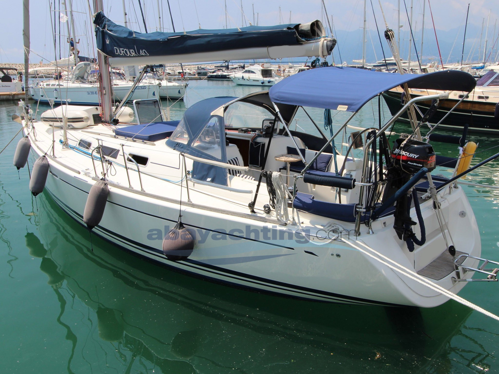 Price reduction Dufour 40