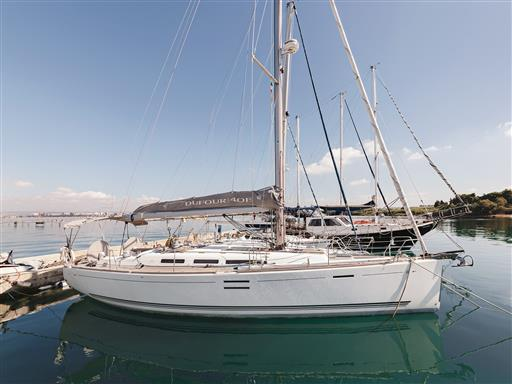 Price reduction Dufour 40e Performance