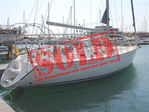 Dufour 41 Classic sold