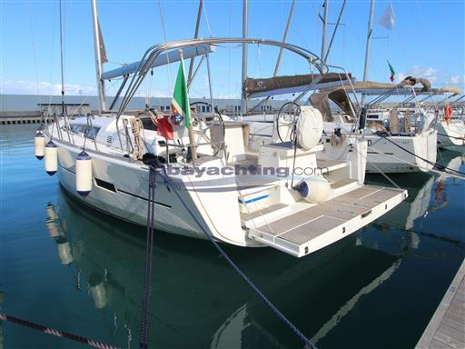 New arrival Dufour Yachts 512 Grand Large