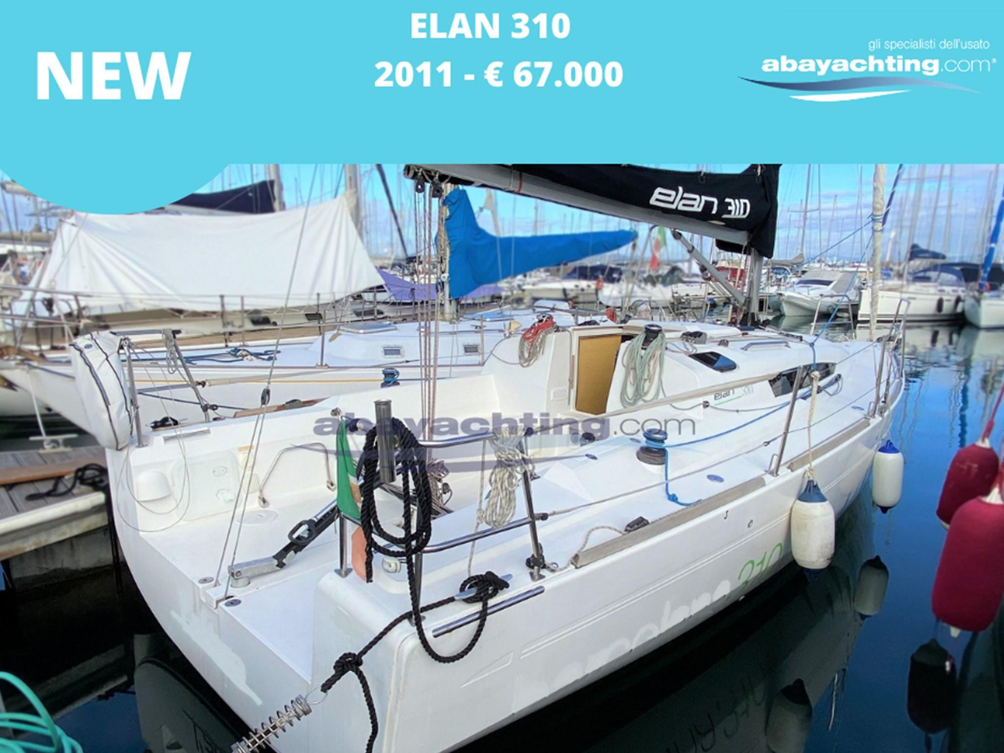 New arrival Elan 310