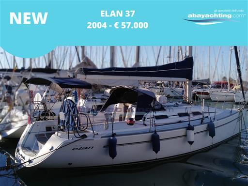 New arrival Elan 37