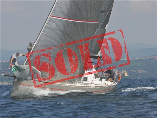 Elan 380 sold